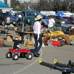 52nd Big 3 Auto Parts Exchange & Car Corral
