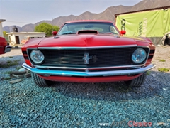 1970 Ford Mustang Sportsroof Fastback