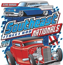 Más información de 32nd NSRA Southeast Street Rod Nationals