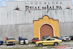 11th Zacatecan Route - Road to the Mezcalera Real de Jalpa