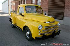 Necesito partes para una pick up dodge Fargo 1949