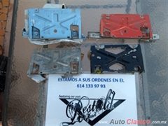 Porta placas Chevrolet Malibú Montecarlo Buick Regal Oldsmobile Cutlass Supreme