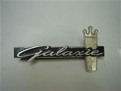 FORD GALAXIE 1964, 1965 Y 1966 LETRAS ORIGINALES