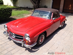 1960 Mercedes Benz 190sl Convertible