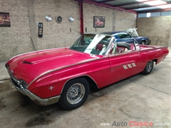 1963 Ford THUNDERBIRD SPORT ROADSTER Convertible