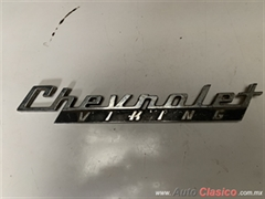 CHEVROLET PICK UP VIKING 1960 EMBLEMA ORIGINAL