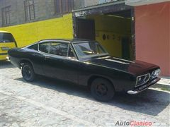 PLYMOUTH BARRACUDA 68 HATCHBACK