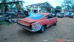 1969 Plymouth Plymouth Barracuda 1969 por piezas Hardtop