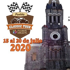 Puebla Classic Tour 2020