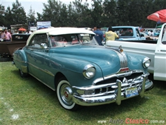 10o Encuentro Nacional de Autos Antiguos Atotonilco - 1951 Pontiac Eight Chieftain Deluxe Catalina Hardtop