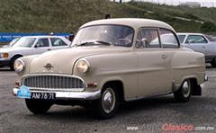 1956 Opel REKORD Coupe