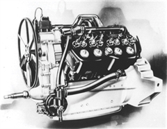 Cadillac 1915-2002 engine