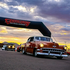 Más información de 23rd Speedway Motors Southwest Nationals presented by Barrett-Jackson