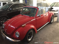 1973 Volkswagen VW SUPER BEETLE Convertible