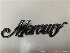 FORD MERCURY 1974 A 1975 LETRA ORIGINAL
