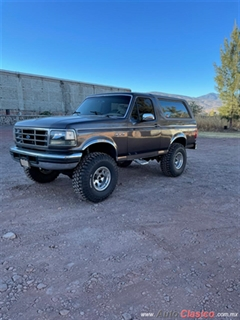 1991 Ford Bronco Coupe