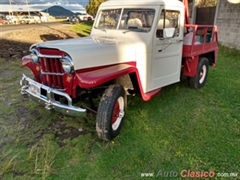 1959 Willys Camioneta Wylis Pickup