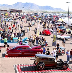 Más información de Goodguys 22nd Speedway Motors Southwest Nationals