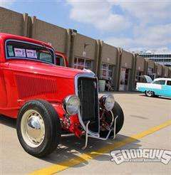 Más información de Goodguys 9th Spring Lone Star Nationals