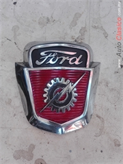 EMBLEMA DE COFRE FORD PICK UP MOD.1953 1954 1955 1956