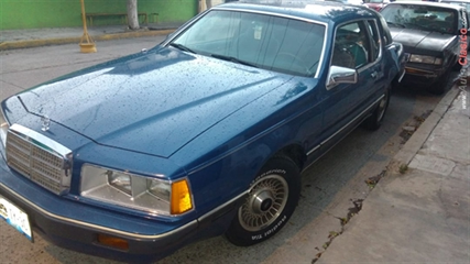 1985 Ford Cougar Coupe