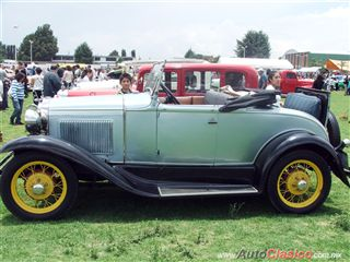 Model A Ford Cabriolet 1930 |