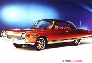 Chrysler de Turbina 1963