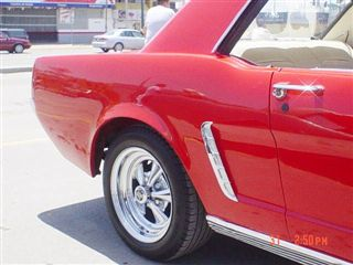 Ford Mustang 1965 |