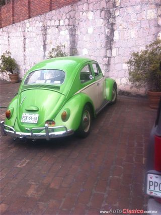 Restauración VW66