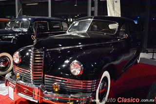 1947 Packard Custom Clipper Super Limousine | 1947 Packard Custom Clipper Super Limousine 8 cilindros en línea de 356ci con 165hp