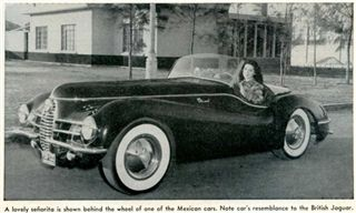Mexico's First Automobile: DM Nacional