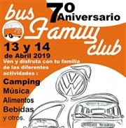 7o Aniversario Bus Family Club