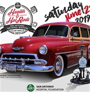 Health and Hotrods Car Show 2019