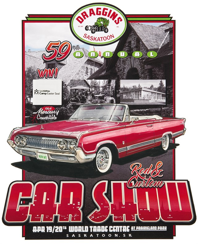 59th Annual Draggins Rod and Custom Car Show