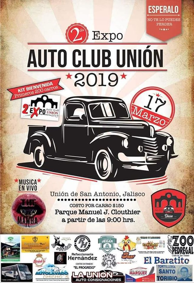 2a Expo Auto Club Unión