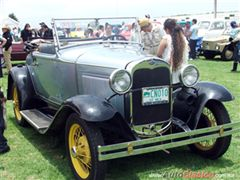 The 9th Expoauto Mexicaltzingo - Model A Ford Cabriolet 1930