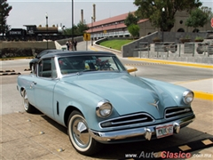Rally Interestatal Nochistlán 2016 - 1953 Studebaker Commander Starliner