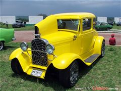The 9th Expoauto Mexicaltzingo - Ford Hot Rod