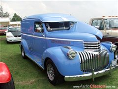 The 9th Expoauto Mexicaltzingo - Chevrolet Panel 1946