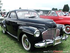 The 9th Expoauto Mexicaltzingo - Buick Eight Coupe 1941