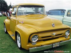 The 9th Expoauto Mexicaltzingo - Ford F100 1956
