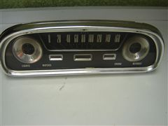 FORD 200 FALCON 1962 A 1963 PANEL DE INSTRUMENTOS ORIGINAL