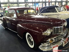Salón Retromobile FMAAC México 2015 - Lincoln Continental 1947