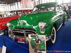Salón Retromobile FMAAC México 2016 - 1951 Oldsmobile Super 88