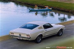 COMPRO MUSTANG 67 O 68 FASTBACK