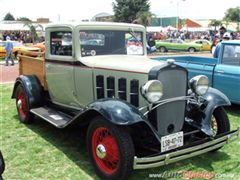 The 9th Expoauto Mexicaltzingo - Chevrolet Pickup 1932