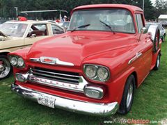 The 9th Expoauto Mexicaltzingo - Chevrolet Apache 31 Pickup 1958