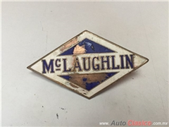 MC LAUGHLIN 1918 BUICK EMBLEMA ORIGINAL PORCENALIZADO
