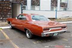 Calavera Plymouth Satellite 1970