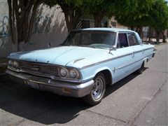 vendo ford galaxie 500 modelo 1963